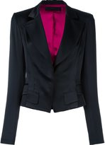 Haider Ackermann 'Glyzinie' blazer - women - Silk/Cotton/Acetate/Rayon - 40