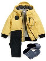 HUGO BOSS Kids' wellington boots in rubber