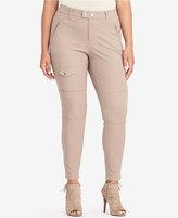 Lauren Ralph Lauren Plus Size Stretch Cargo Pants