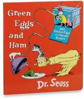 Dr. Seuss Dr. Seuss' Green Eggs and Ham with Stickers Board Book