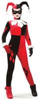 Rubie's Costume Co Costume Dc Heroes and Villains Collection Harley Quinn, Multicolored, Costume