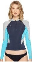 O'Neill Bahia Front Zip 1mm Jacket Women's Swimwear