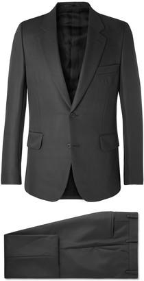The Row Dark-Grey David Slim-Fit Virgin Wool And Mohair-Blend Gabardine Suit