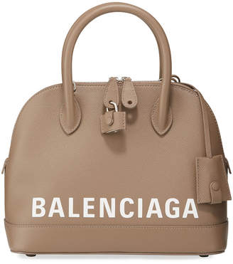 Balenciaga Ville Small AJ Top-Handle Bag