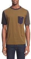 Paul Smith Colorblock Pocket T-Shirt