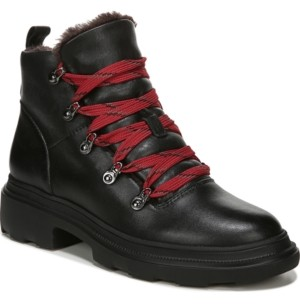 Naturalizer Julian Waterproof Lug Sole Booties Women's Shoes