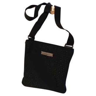 Sonia Rykiel Black Cloth Clutch bags