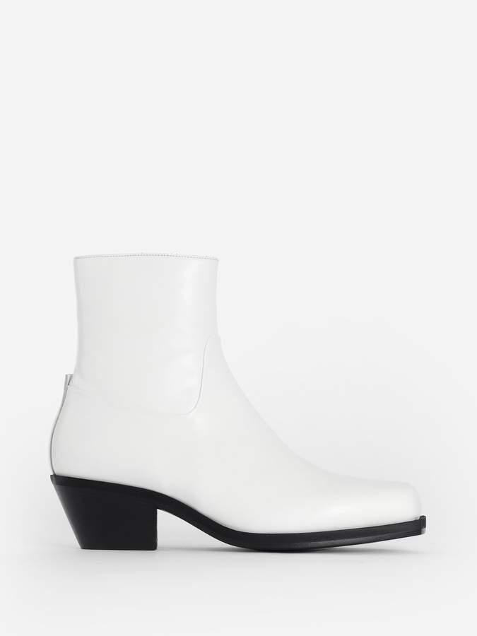 fec04061833 MEN'S WHITE IGGY COWBOY BOOTS