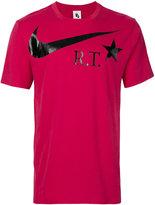 Nike x RT logo T-shirt - men - Cotton - S