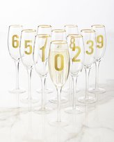 8 Oak Lane COUNTDOWN FLUTES