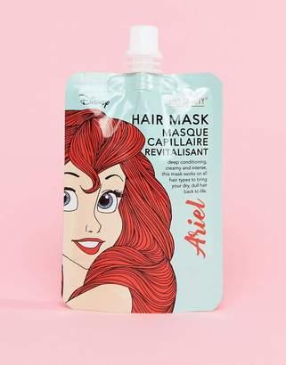Beauty Extras Disney Princess Ariel Hair Mask-Multi