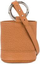 Simon Miller Mini Brown Bonsai 15 bucket bag - women - Leather/metal - One Size