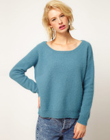 Asos Premium Angora Sweater