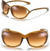 Tom Ford Jennifer Polarized Sunglasses, 61mm