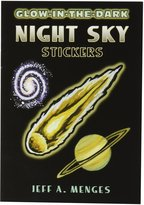 Dover Publications-Glow-In-The-Dark Night Sky Stickers