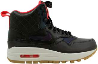 Nike 1 Mid Sneakerboot Reflect Sequoia/Black-Bright Crimson-Mint (W)