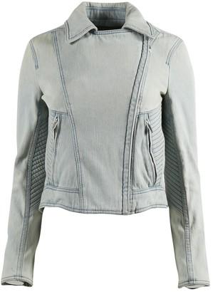 Theyskens' Theory Blue Denim - Jeans Jackets