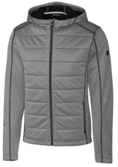 Cutter & Buck Men's Big and Tall Altitude Quilted Jacket