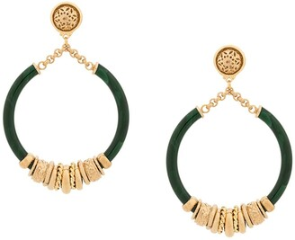 Gas Bijoux Mariza hoop earrings