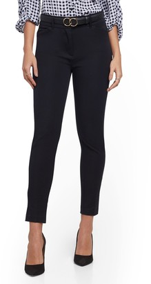 New York & Co. Petite Audrey High-Waisted Ankle Pant