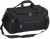 "Everest 24"" Deluxe Double Compartment Duffel Bag S232"