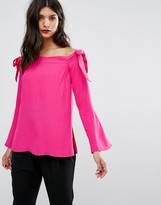 Bec & Bridge Revolver Off Shoulder Top
