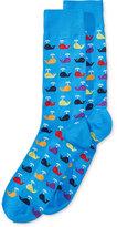 Hot Sox Men's Whale Socks