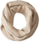 Sofia Cashmere Women's 100% Cashmere Cable Infinity Scarf