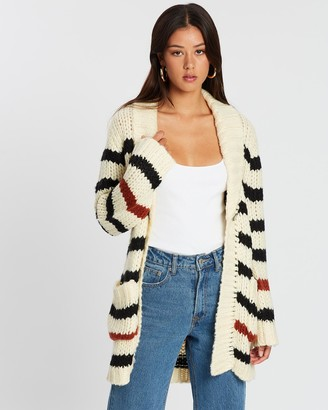 Volcom The Big Cosy Cardigan