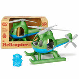 Asstd National Brand Green Toys Helicopter Green Dress Up Accessory