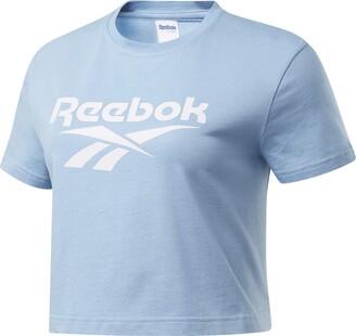 Reebok Classics Women's CL F Big Logo Tee Shirt