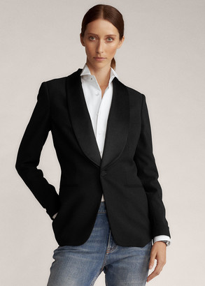 Ralph Lauren Sawyer Wool Tuxedo Jacket