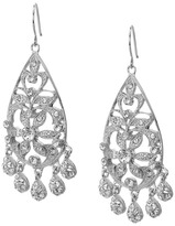 Nina Calico Earrings