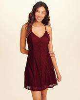 Hollister Strappy Lace Dress