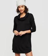 Lou & Grey Petite Signaturesoft Cowl Dress