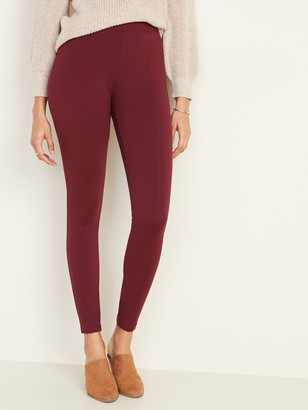 Old Navy High-Waisted Stevie Ponte-Knit Pants for Women