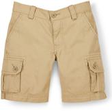 Ralph Lauren Classic Khaki Military Chin Prospect Shorts - Toddler & Boys