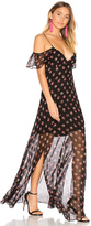 Needle & Thread Prairie Ditsy Maxi Dress