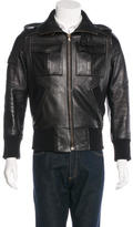 Dolce & Gabbana Lambskin Flight Jacket