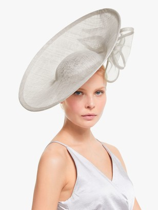 John Lewis & Partners Nadia Side Disc Loop Occasion Hat