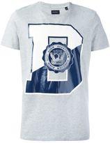 Diesel logo crest T-shirt