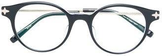 Matsuda Round Shaped Glasses