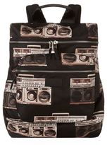 Paul Smith Accessories Stereo Print Backpack