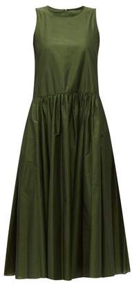 Max Mara S Mira Dress - Womens - Green