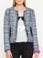 Karl Lagerfeld Boucle Jacket
