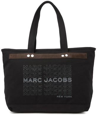 Marc Jacobs University Large Canvas Tote Bag