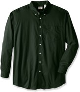 Dockers Big-Tall Solid No Wrinkle Signature Button Down Collar Shirt