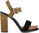 Tod's strappy sandals - women - Leather/Suede/rubber - 39