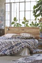 Urban Outfitters Angled Wood Headboard