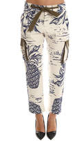 Sea Pineapple Cargo Pant